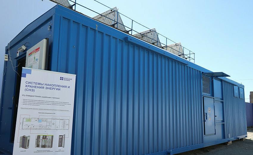 ГК «Приводная техника» изготавливает системы накопления и хранения электроэнергии на базе преобразовательной техники нового поколения собственной разработки — трёхуровневых низковольтных инверторов напряжения