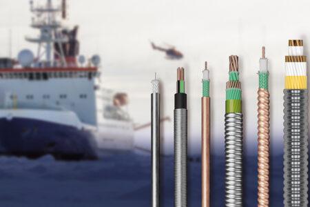 Высокотемпературные кабели в металлической оболочке MOIC