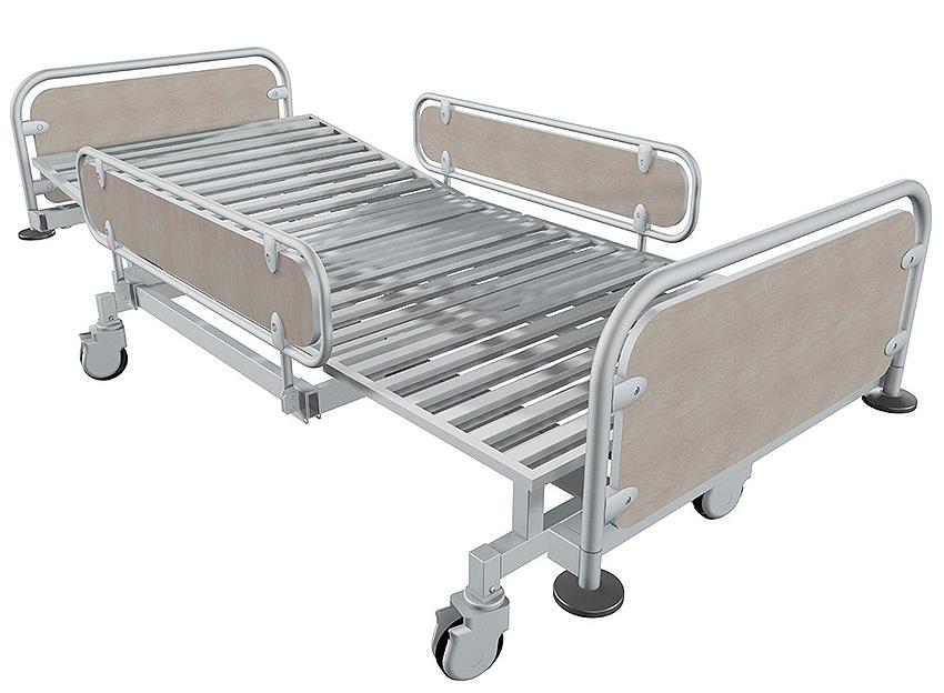 Медицинская кровать КРОВАТЬ КМ-17 (ЭЛЕКТРОПРИВОД)