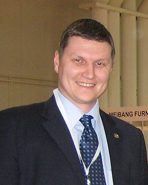 Виталий Литвиненко, руководитель отдела экспорта
