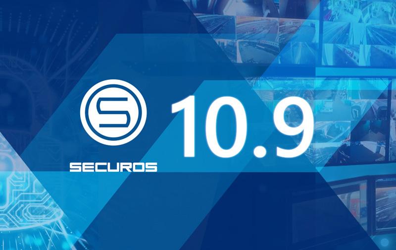 SecurOS 10.9