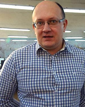 Директор и основатель компании «СиСорт» Максим Савинков