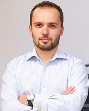 Игорь Кириченко, руководитель национального чемпиона Naumen, производителя программного обеспечения