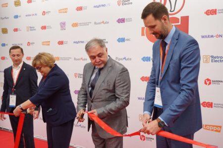 Открытие второй очереди административно-производственного комплекса ГК «ССТ»