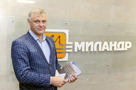 Генеральный директор компании «Миландр» Михаил Павлюк
