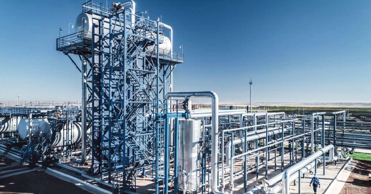 41 км нефтепровода Тазовского месторождения обогревается скин-системой «ССТэнергомонтаж»